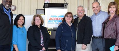 Mickey Teammates 'United' For Common Cause