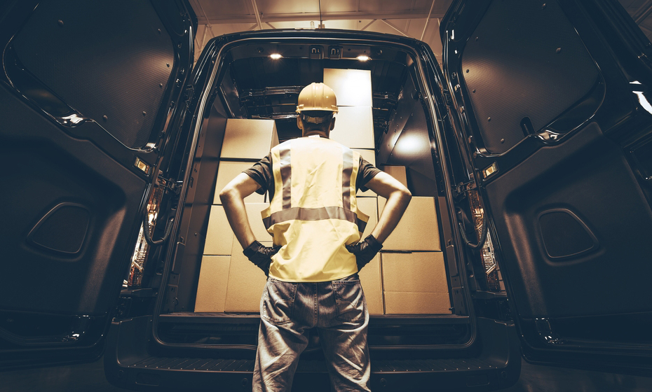 How To Secure Your Van Cargo